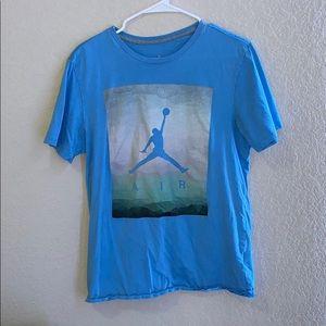 medium jordan t shirt